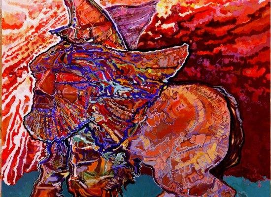 michel-tual-peinture-yeux-rouges