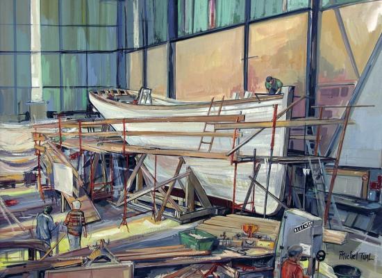 Peinture-Le-Michel-2-Michel-Tual