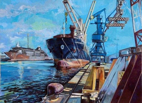 michel-tual-peinture-clipper-Nassau-Europa2