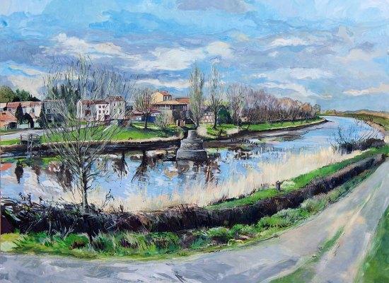 michel-tual-peinture-le-Migron-1
