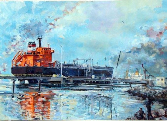 michel-tual-peinture-terminal-petrolier-1