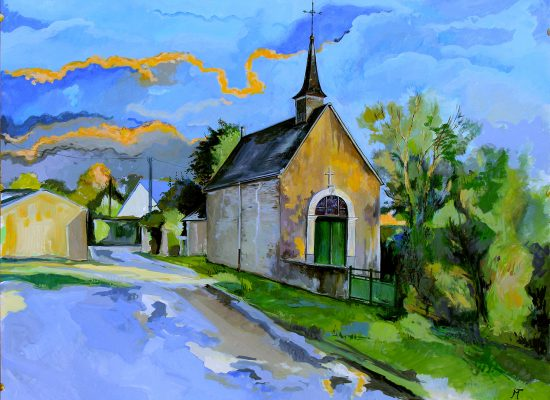 Chapelle de l'Angle - Michel Tual